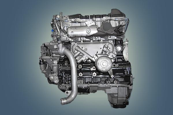 Двигатель Nissan ZD30DDTi