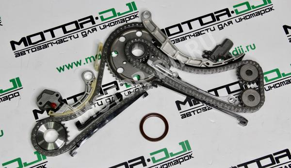 Комплект для замены цепи ГРМ двигателя YD25DDTi