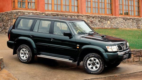 Nissan Patrol Y61 (пятого поколения)