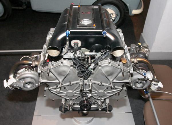 Модификация VQ30DETT на гражданские автомобили не ставилась.