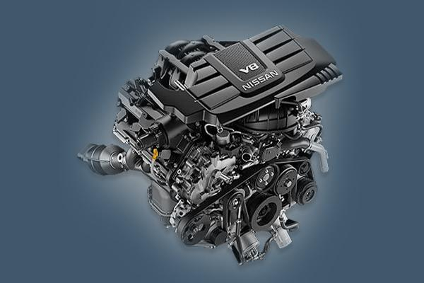 Двигатель Nissan VK56VD