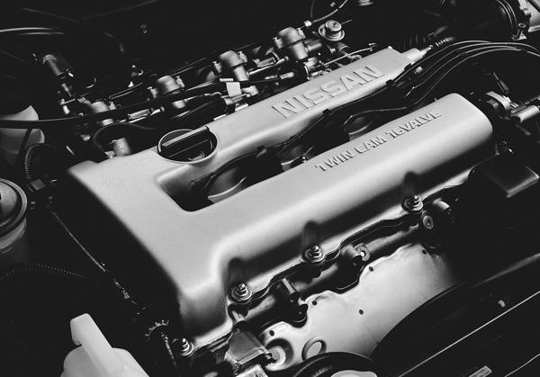 Двигатель SR18DE