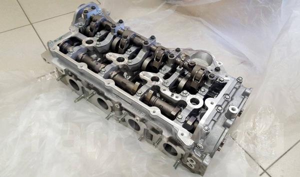 ГБЦ двигателя VK56VD