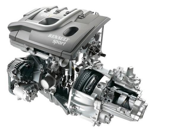 Двигатель F4R - спортивная версия