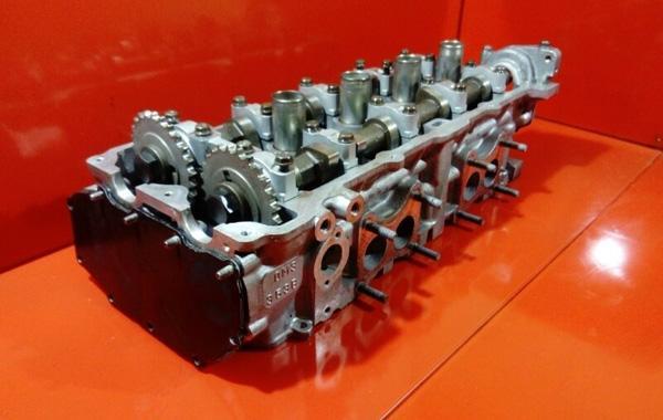 ГБЦ двигателя GA15DE