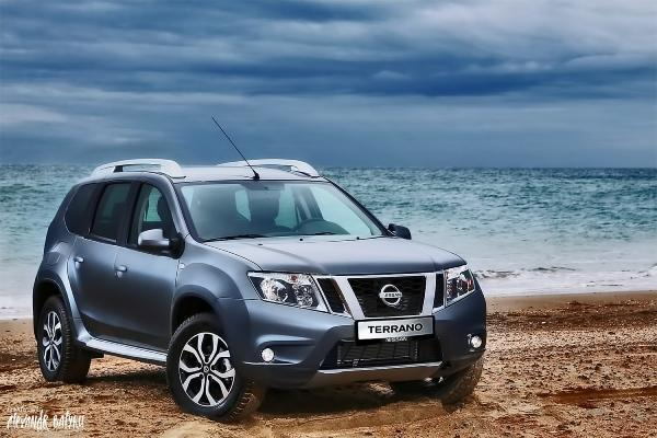 Обслуживание Nissan Terrano