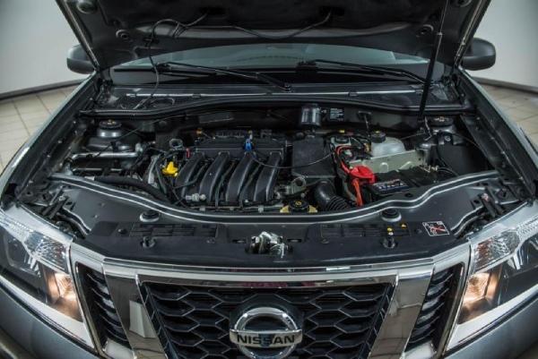Двигатель Nissan Terrano 1.6 до обновления