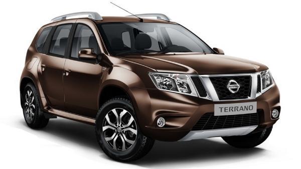 Производство Nissan Terrano