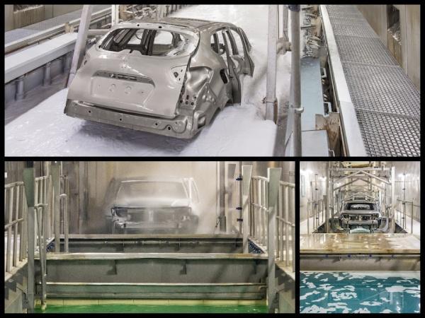 Производство Nissan Terrano в России