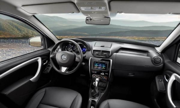 Комплектации Nissan Terrano рестайлинг