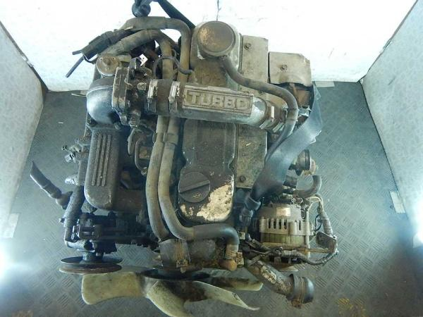 Недостаткидвигателя Nissan TD27t