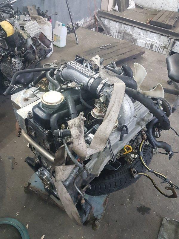 Характеристики дизельногодвигателя Nissan TD27t