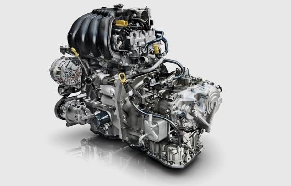 Двигатель H4M на 1.6 литра