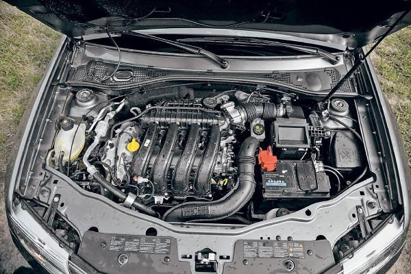 Плюсы и минусы двигателя F4R