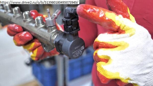 Топливная аппаратура Д4ФБ