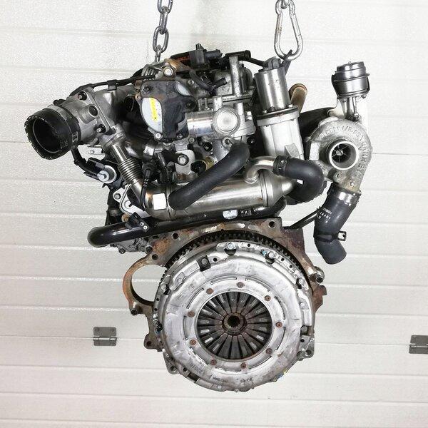 Двигатель D4FB