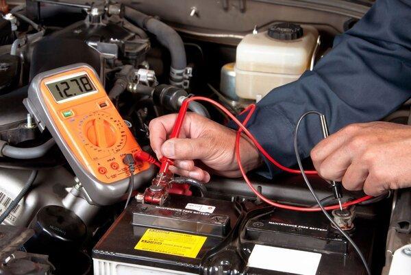 Проверки электрической цепи