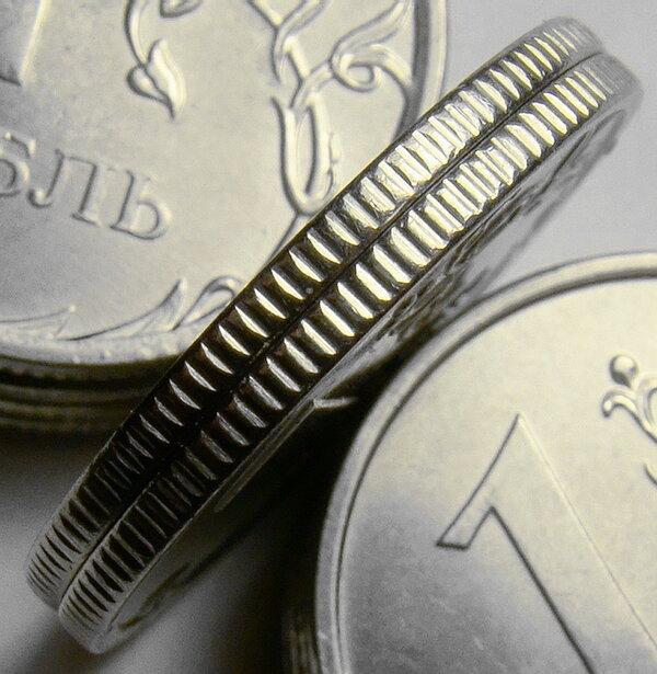 Использование монеты для замера износа
