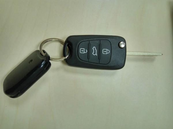 Ключ Kia Ceed ED