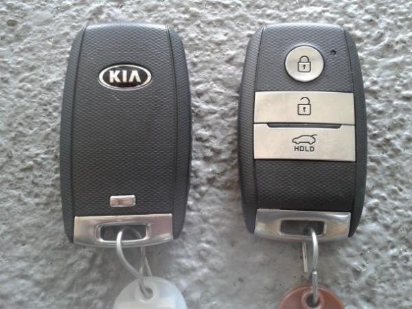 ключ киа сид