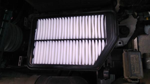 замена воздушного фильтра киа сид