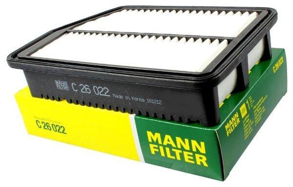 Воздушный фильтр MANNFILTER C26022