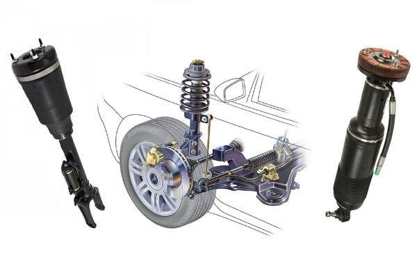 Замена амортизаторов, пружин и опорного подшипника передних стоек
