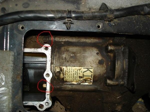 Демонтаж раздатки Kia Sorento 1
