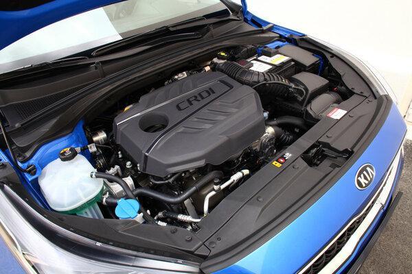 Kia Ceed 3 поколения