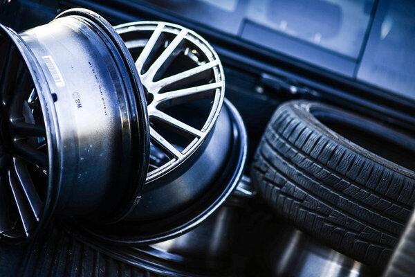 выбор дисков и шин