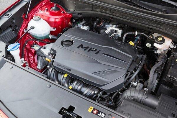 Бензиновый атмосферный 2.5 G4KM