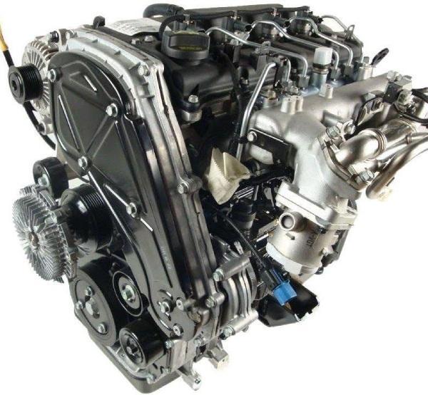 """Все о двигателе """"2.5 D4CB"""""""