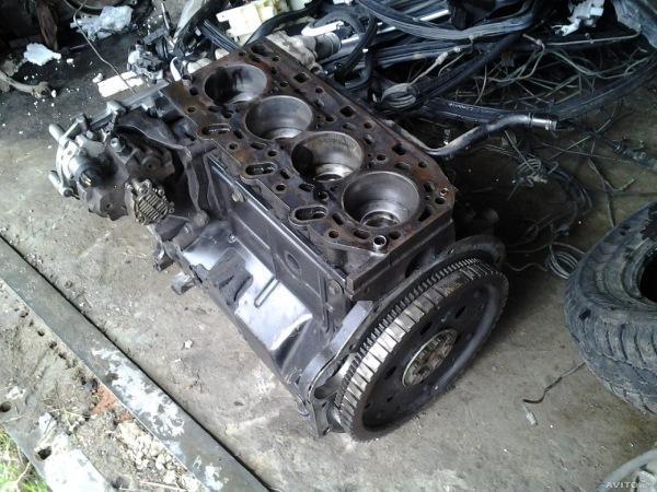 """Особенности двигателя """"D4CB"""""""