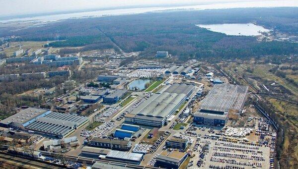 Завод Автотор в Калининграде