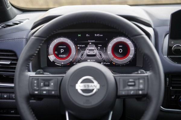 панель приоров NissanQashqaiJ12