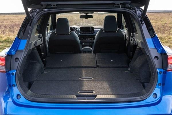 багажник NissanQashqaiJ12