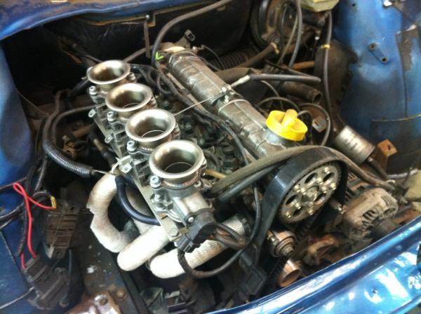Двигатель F3R