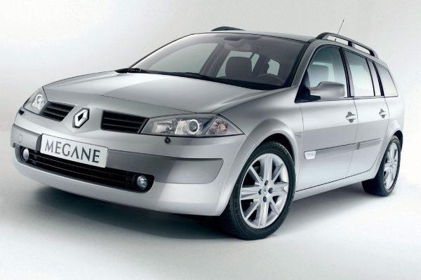 Renault Меган 2