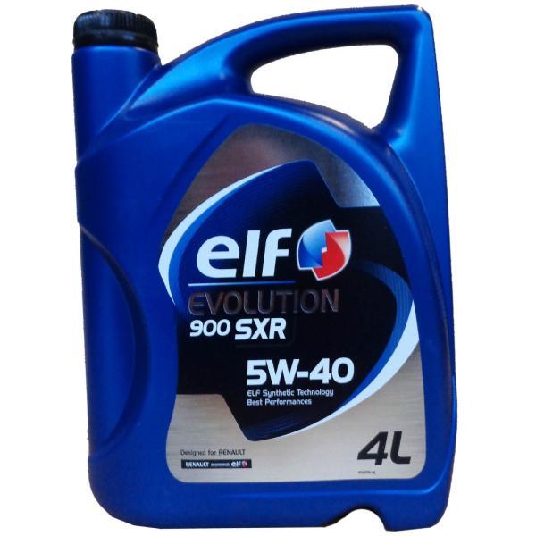 масло ELF Evolution