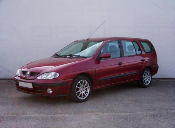 Renault Меган 1