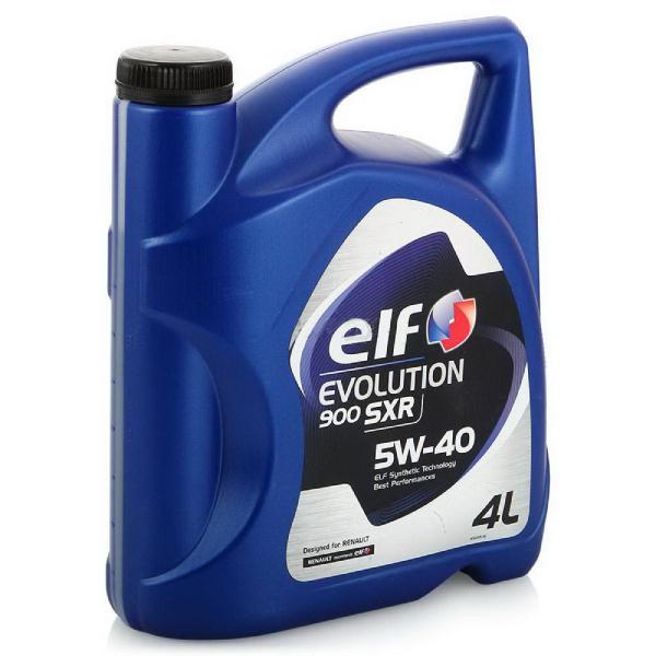Масло ELF_Evolution_900_SXR_5W40_4l