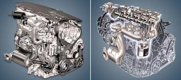 Двигатель Megane F9Q
