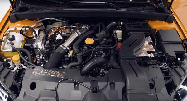 двигатель Меган 4 РС