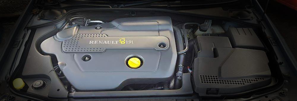 двигатель Renault F9Q