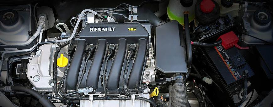двигатель Renault K4J