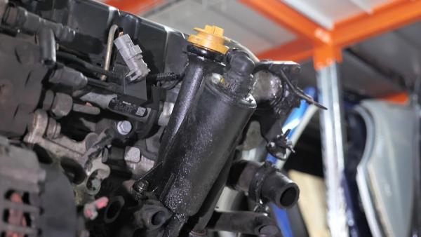 маслоотделитель Renault