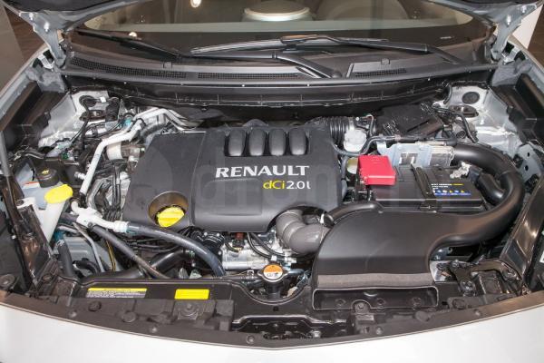 Двигатель М9R