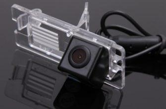 Камера для Дастера