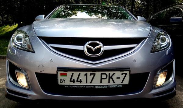 Ангельские глазки  Mazda 6 GH