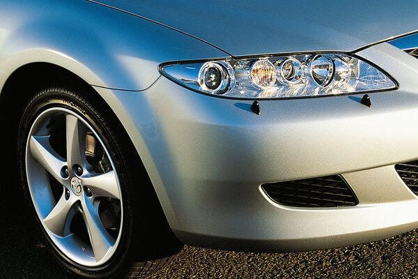 Оптика Mazda 6 GG